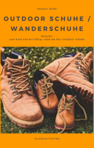 Outdoor Schuhe _ Wanderschuhe_E-Book-Cover
