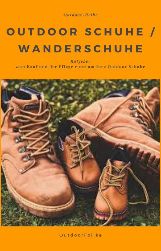 Outdoor Schuhe _ Wanderschuhe_E-Book-Cover