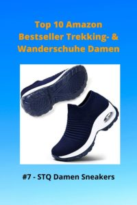 Top 10 AMZ - 7 Damen STQ Sneaker - Walkingschuhe