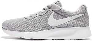 Nike Damen Sneaker Tanjung_wolfgrau-weiß